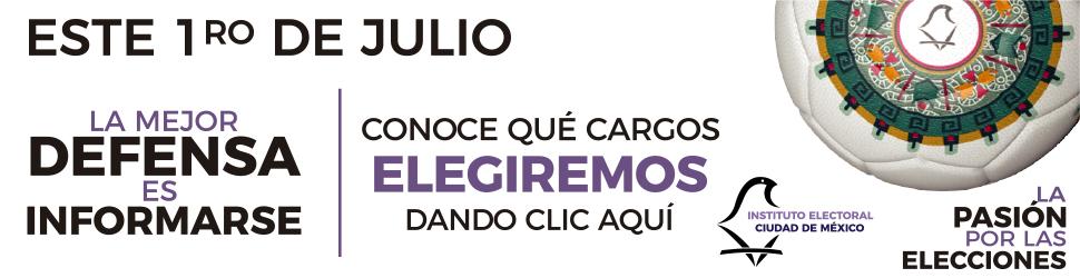 Instituto Electoral Ciudad de México